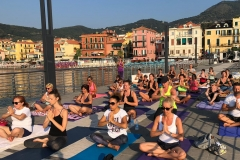 Free Yoga Village Alassio 2019 /1