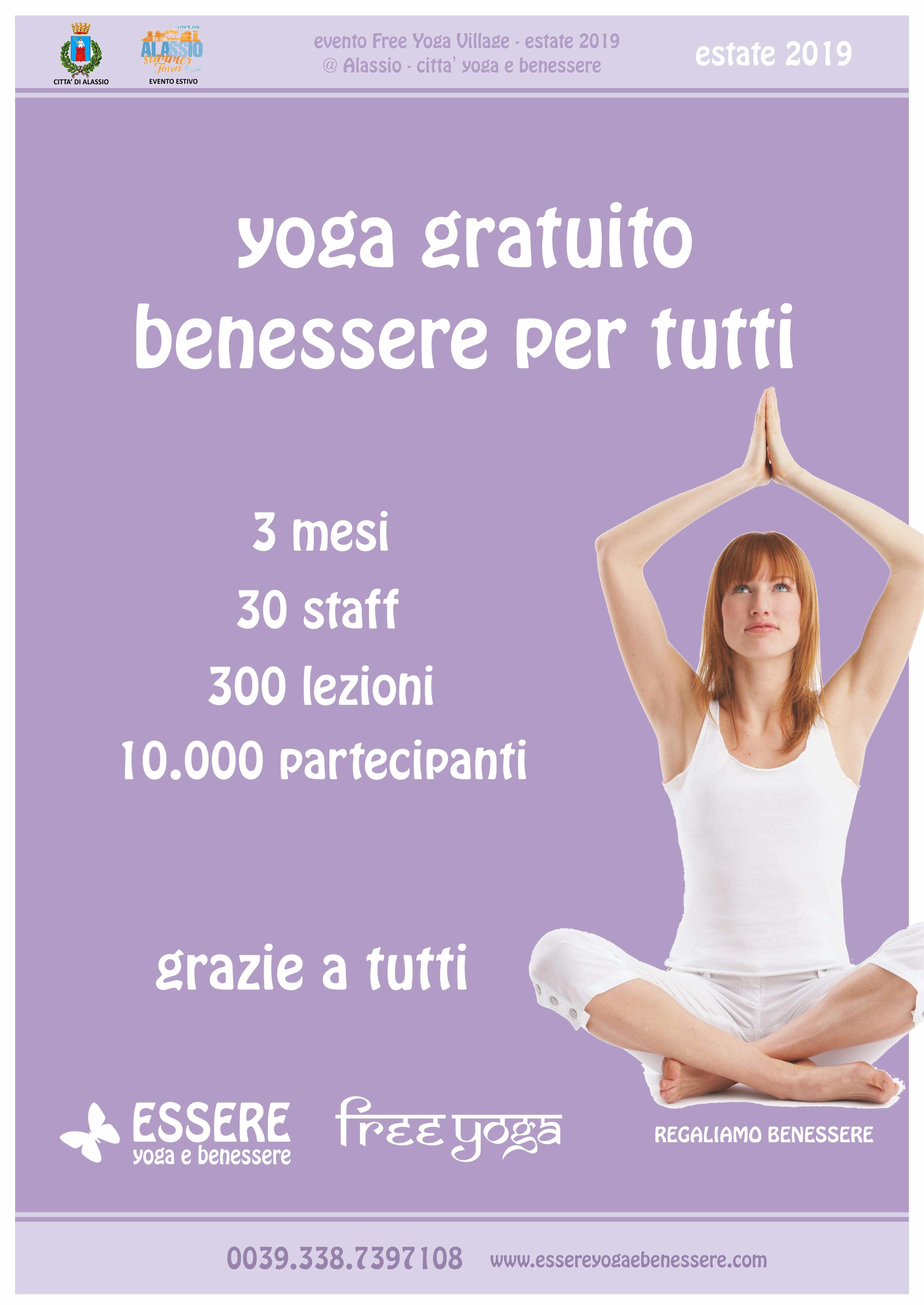 FYV-grazie-2019-numeri-essere-free-yoga-gratuito-benessere-per-tutti-village-citta-alassio-estate-lucia-ragazzi-summer-town-wellness