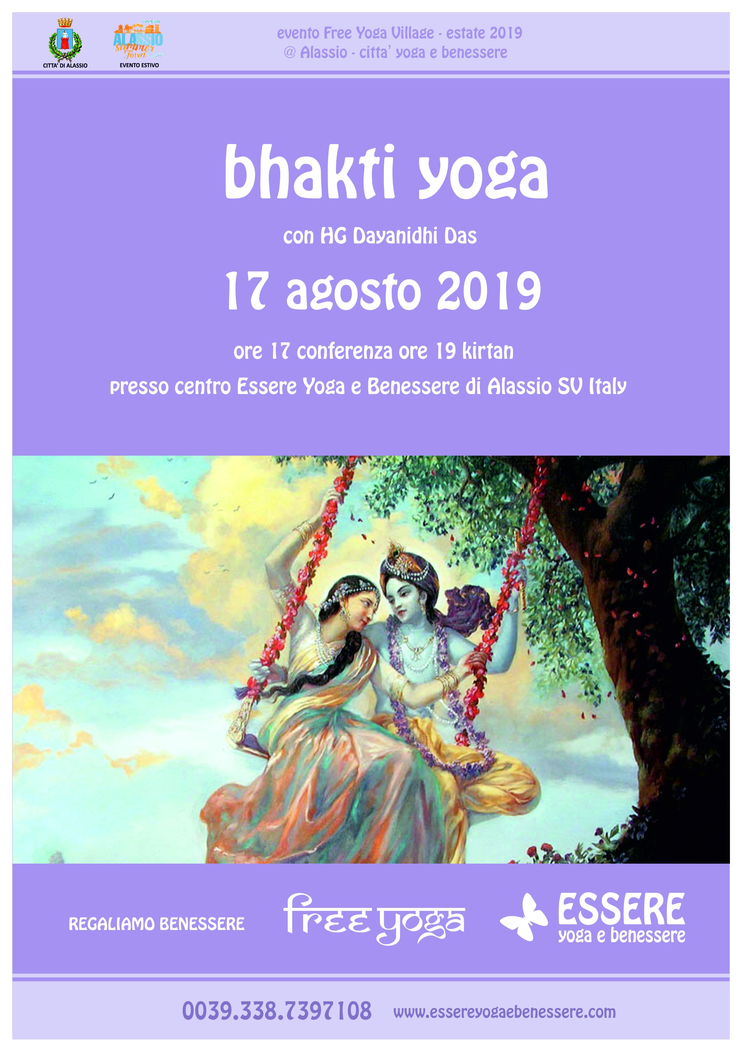 bhakti-essere-free-yoga-gratuito-benessere-per-tutti-village-citta-alassio-estate-lucia-ragazzi-kirtan-krishna-bagavad-gita-summer-town-wellness