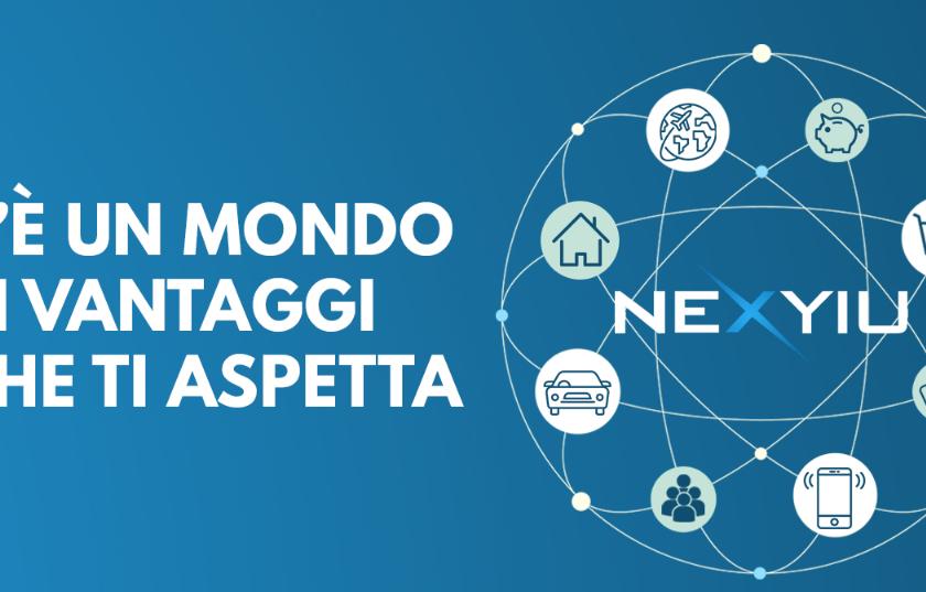 nexyiu-risparmio-guadagno-vantaggi-comunity-social-network-marketing-family-premium-smart-amazon-ikea-alimentari-benzina-viaggi-vacanze-auto