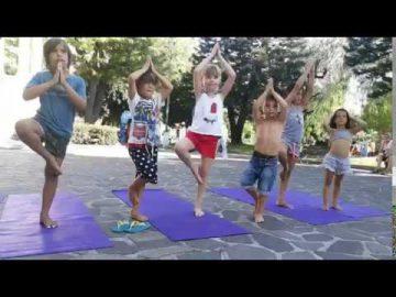 yoga per bambini - Essere Yoga e Benessere - Alassio - Lucia Ragazzi - Free Yoga