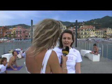International Yoga Day - 21 giugno - Alassio - Lucia Ragazzi - Essere Yoga e Benessere - Free Yoga