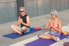 Free Yoga Village Alassio 2019 /2